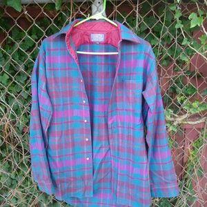 Long sleeve Pendleton Fleece